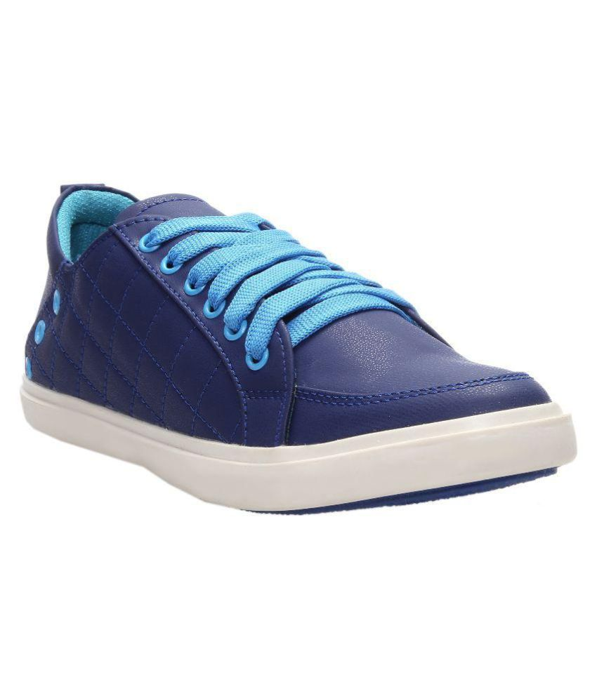 Tomcat Lifestyle Blue Casual Shoes