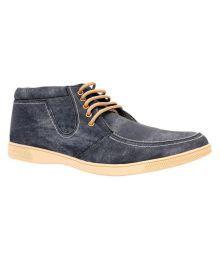 U2 Sneakers Sneakers Black Casual Shoes
