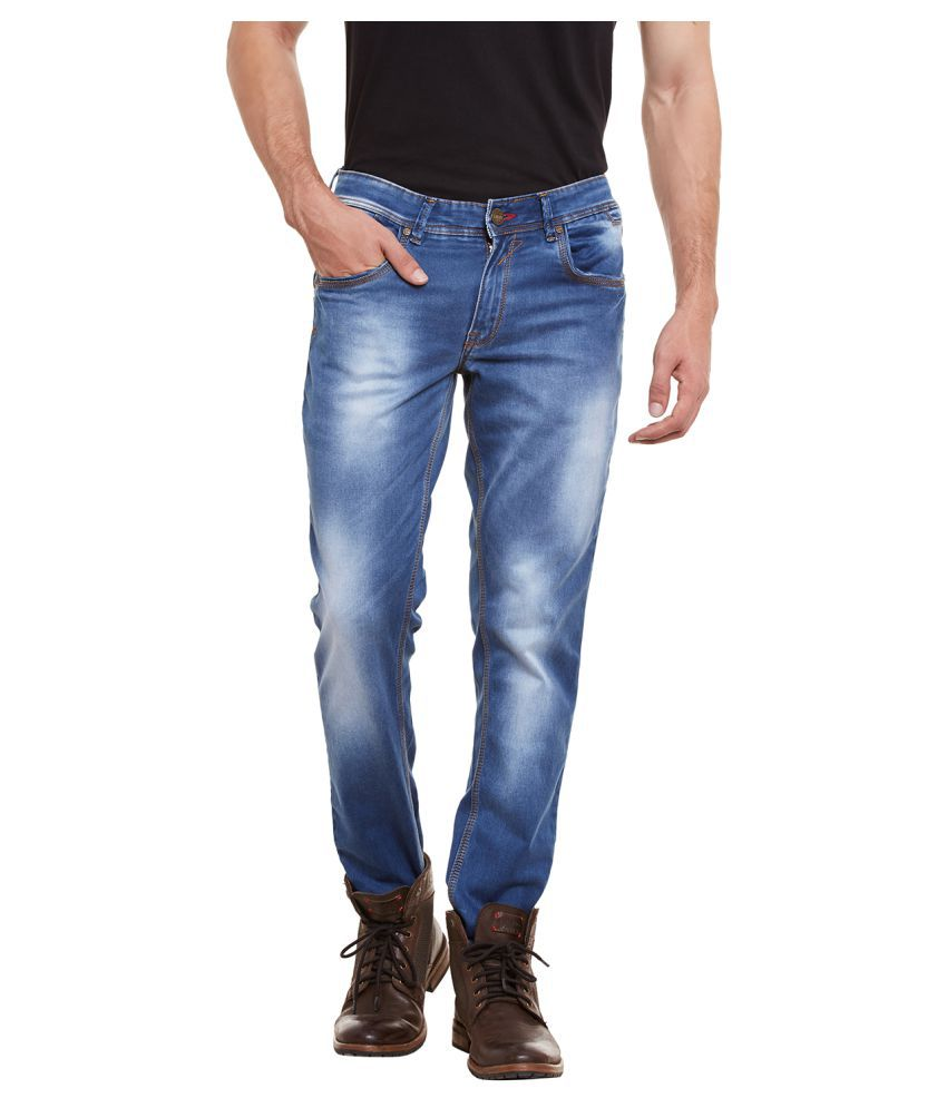 Canary London Blue Skinny Washed