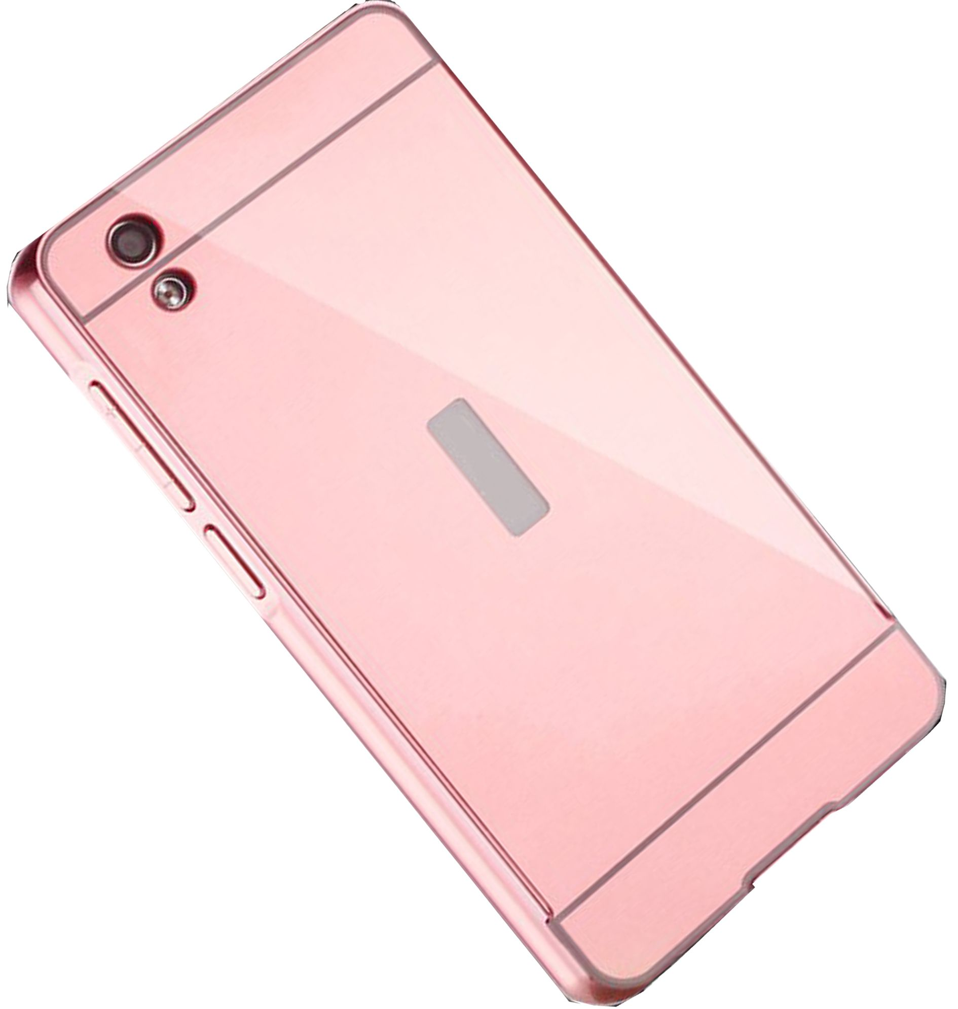 Vivo Y51 Cover by Alike Pink
