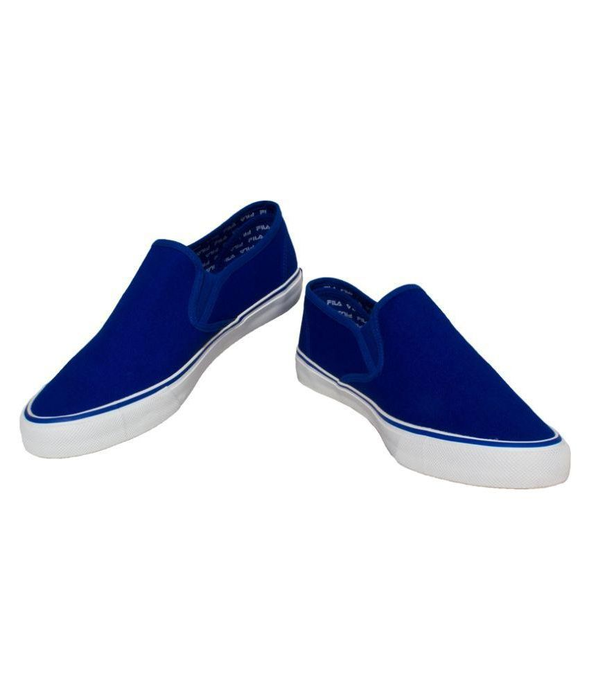 Fila Relaxer Sneakers Blue Casual Shoes