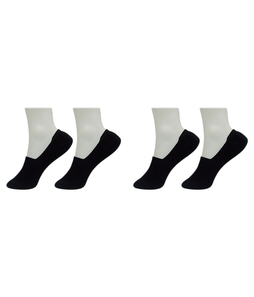 Gold Dust Black Casual Socks - 2 Pair Pack