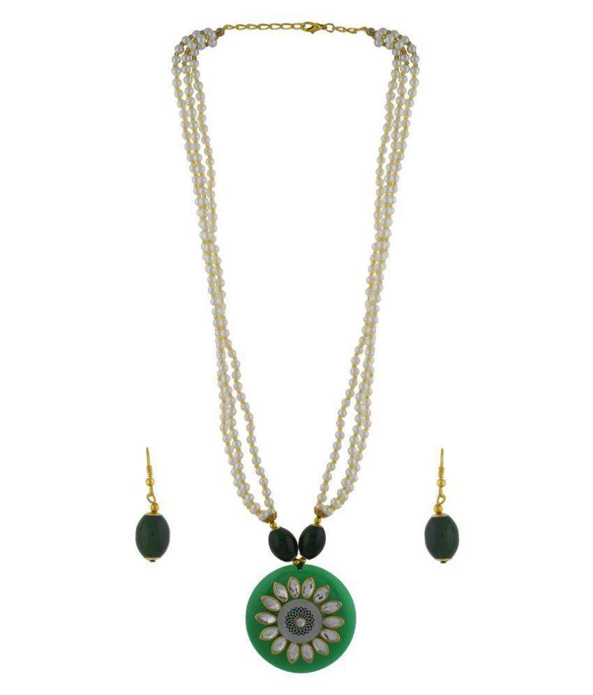 One Stop Fashion Multicolor Necklaces Set