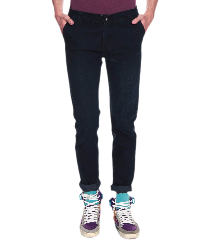 Frankline Black Slim Solid