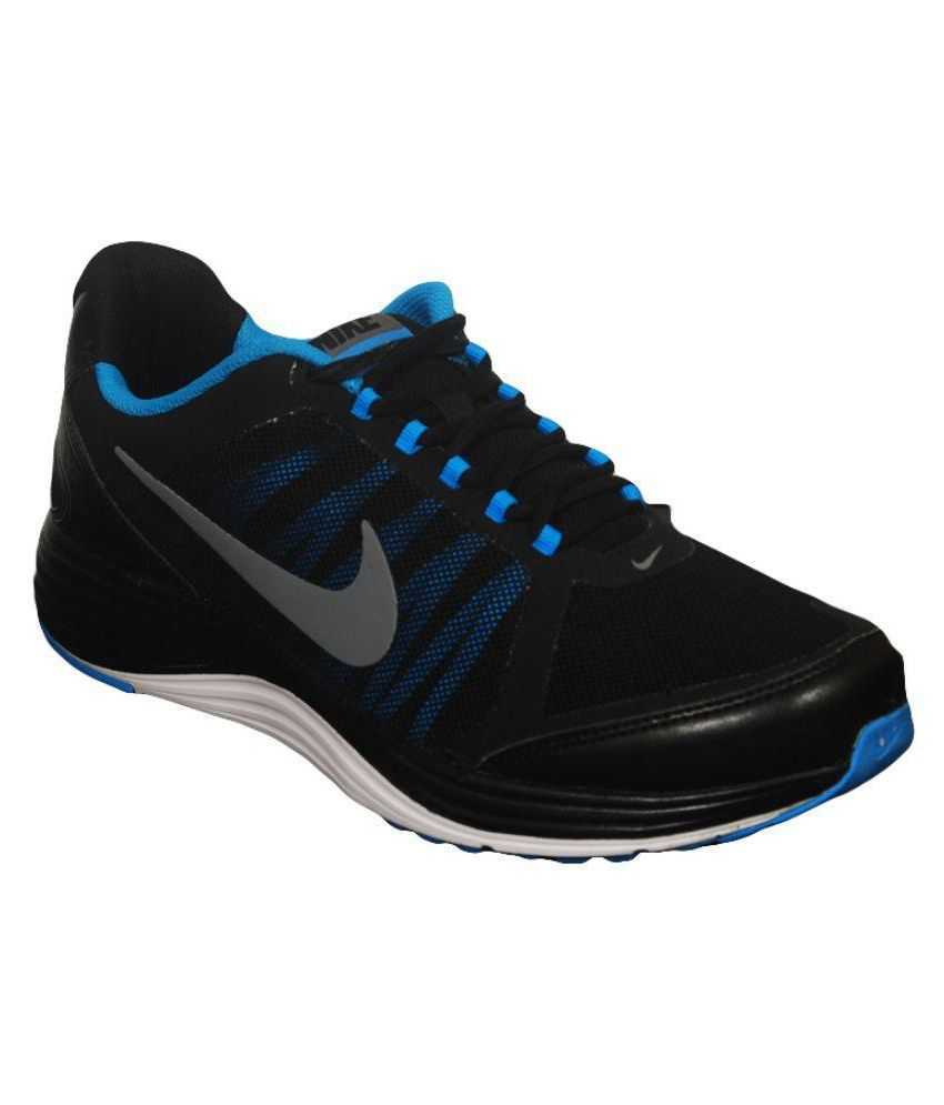 Nike Black Running Shoes Art N715525014 ...