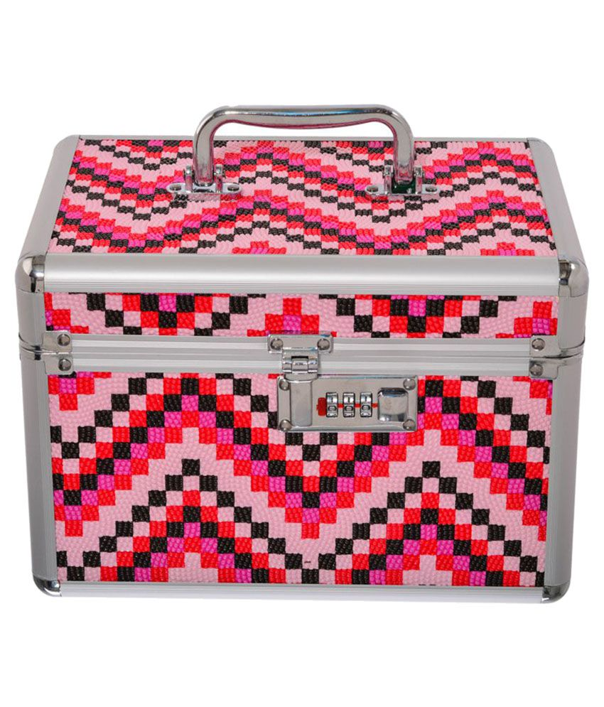 Zeva Multicolour Jewellery Box