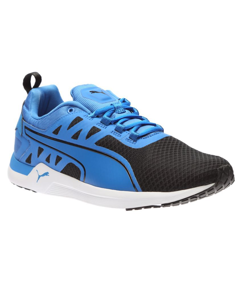 7668dd1bc1c Puma Pulse XT v2 FT Black Training Shoes - Buy Puma Pulse XT v2 FT Black  Training Shoes Online at Best Prices in India on Snapdeal