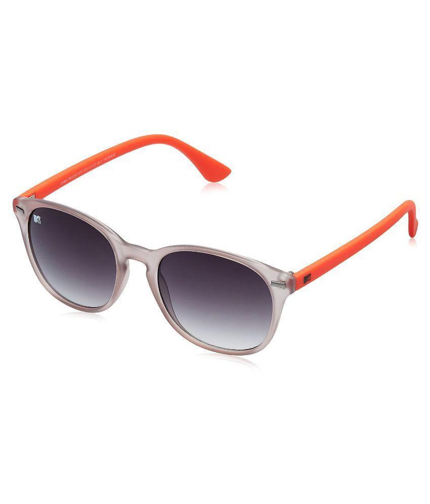 Mtv White Square Sunglasses