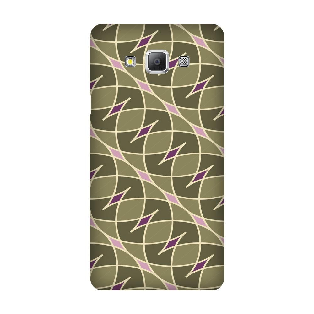 Samsung Galaxy A7 Printed Cover By Armourshield