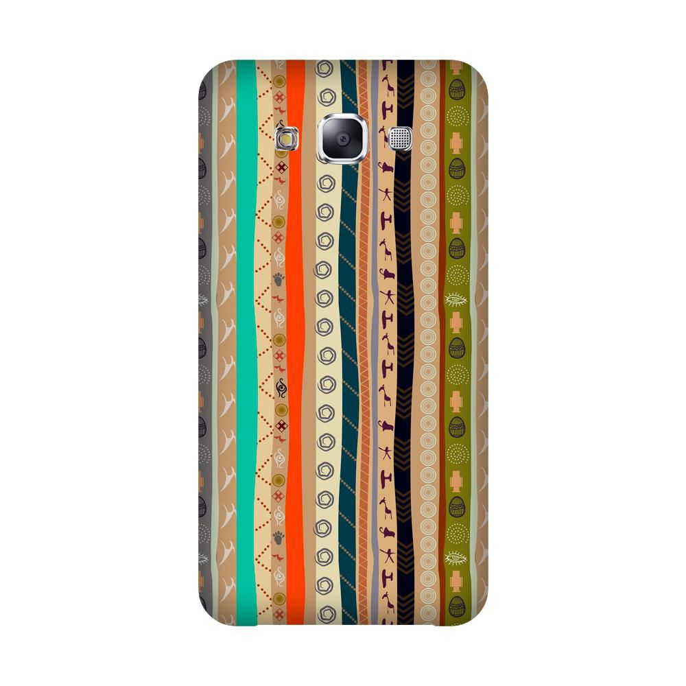Samsung Galaxy E5 Printed Cover By Armourshield