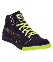 Puma Drongos Dp Sneakers Black Casual Shoes