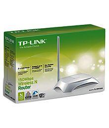TP-Link TP-LINK (TL-WR720N) 150 RJ45 White