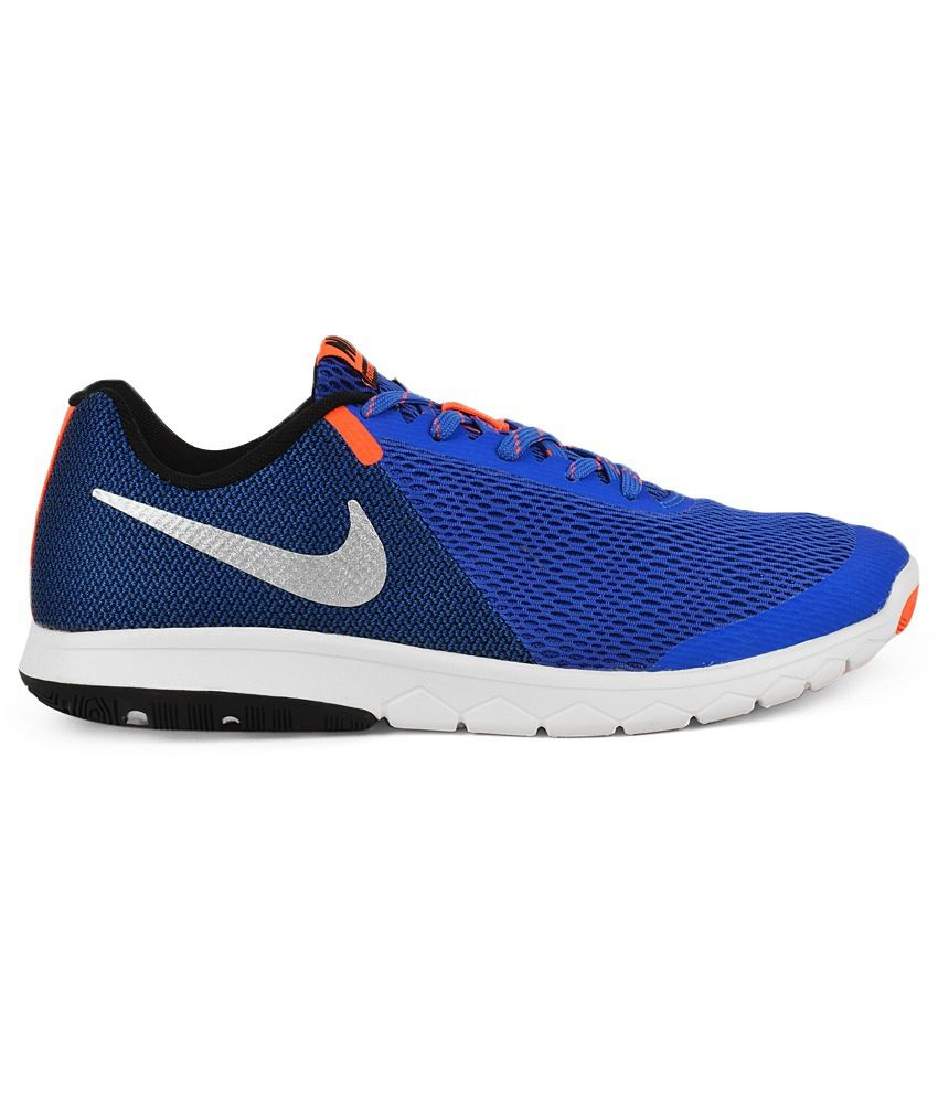 ... Nike 844514-400 Blue Running Sports Shoes ...