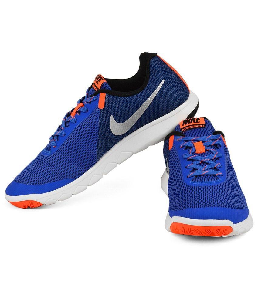 abbastanza economico qualità eccellente molto conveniente Nike 844514-400 Blue Running Sports Shoes