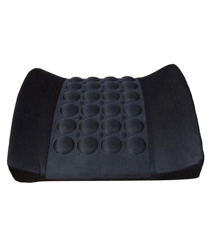 Takecare Black Vibrating Massage Cushion
