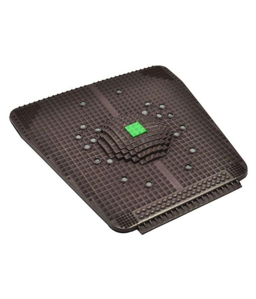 9 Uine Black Acupressure Foot Mat Massager Available At