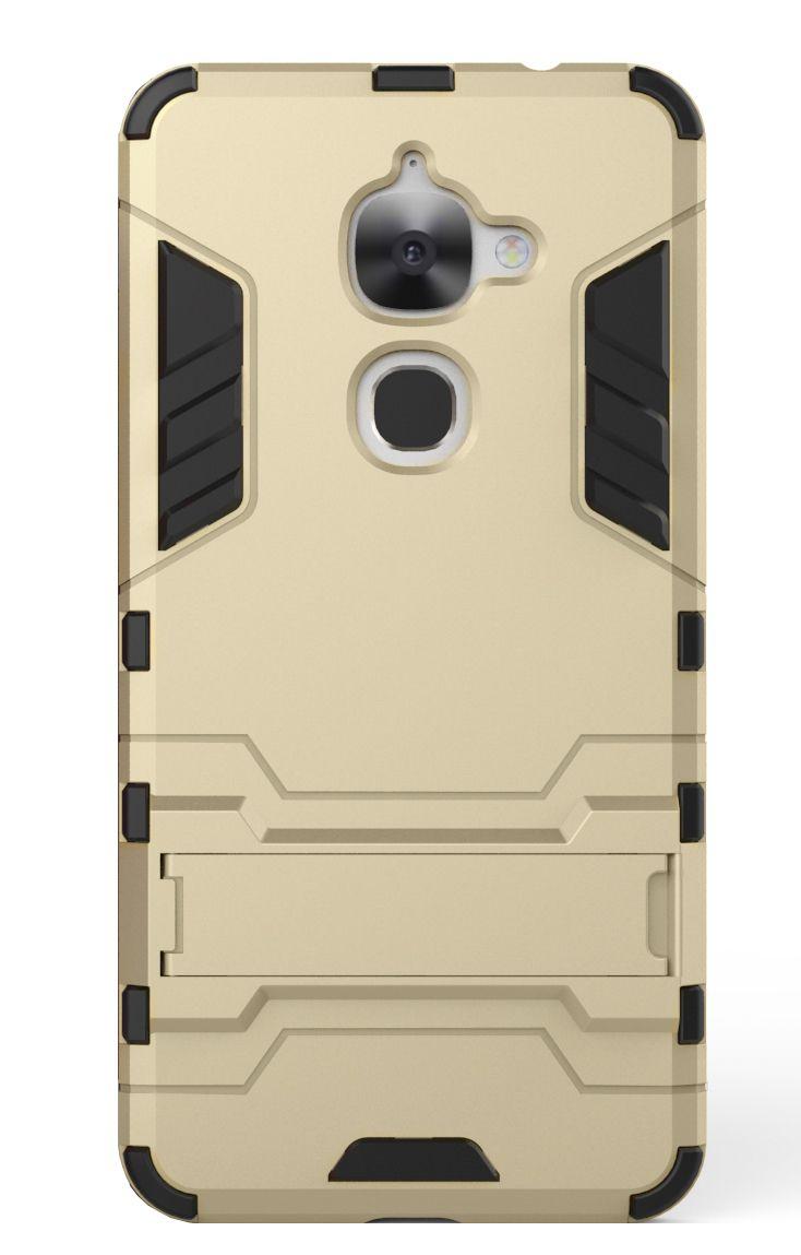 on sale 4dfa0 b0c1a ME case Hybrid Kickstand back cover case For LeEco LeTv Le 2