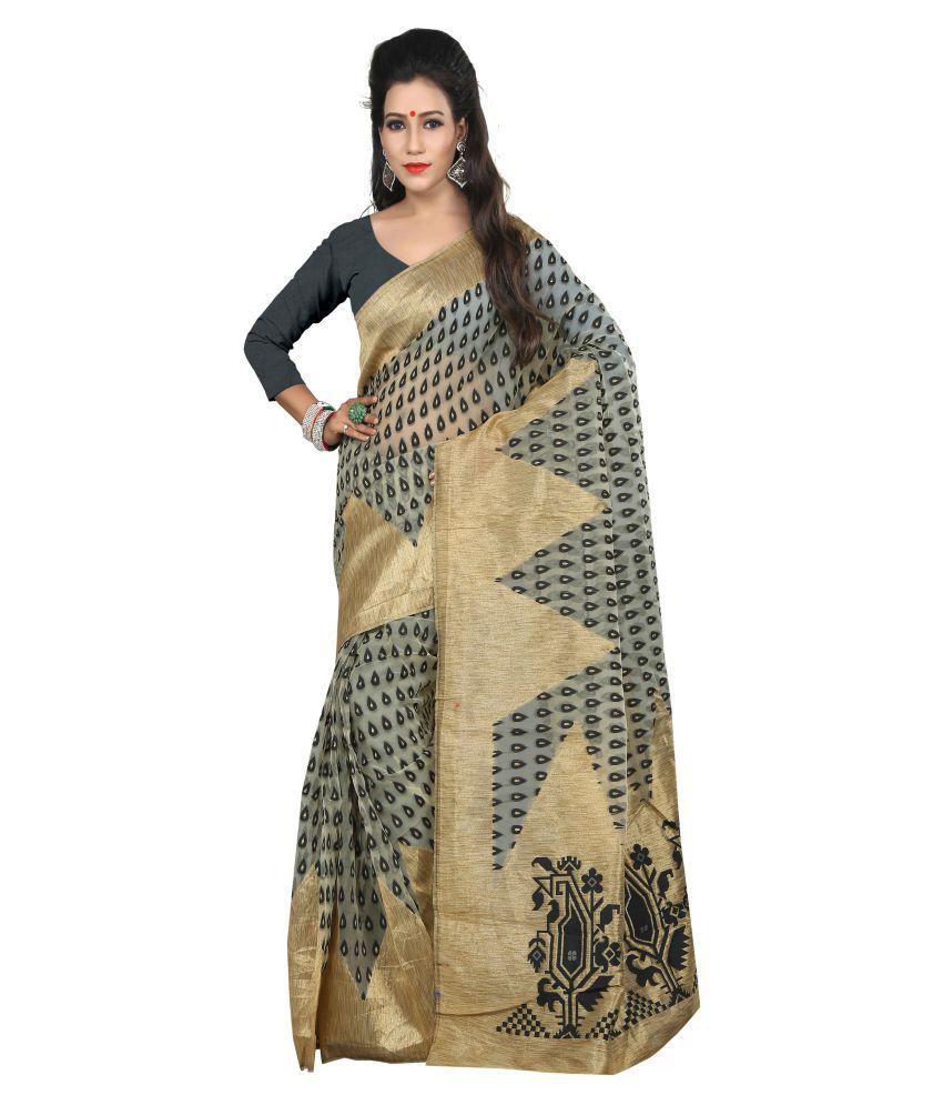Jayant Creation Multicoloured Banarasi Silk Saree