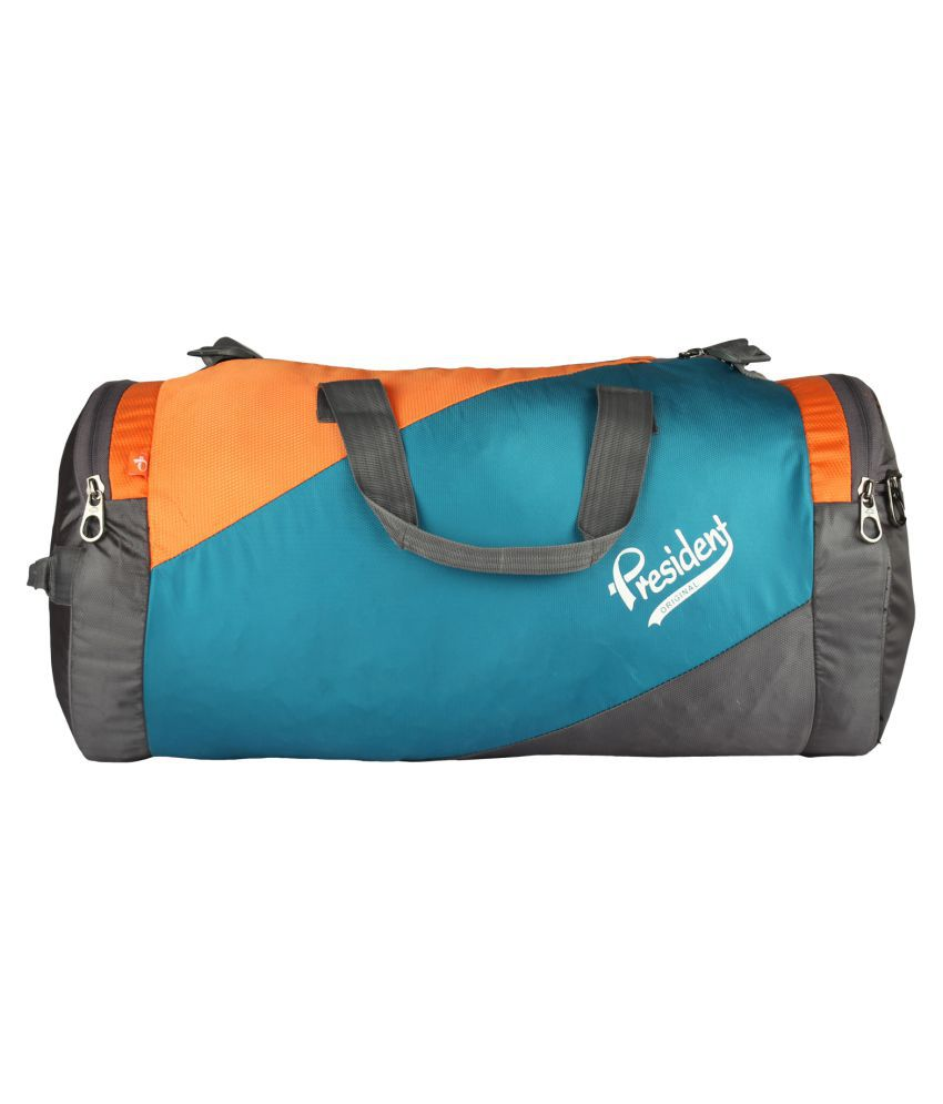 President Bags Multicolour Gym Bag