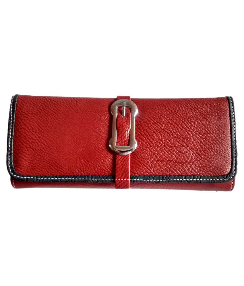 Fiabello Red Wallet