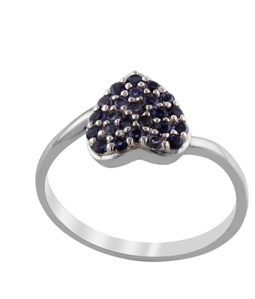 Allure Jewellery Private Limited 92.5 Silver Ring