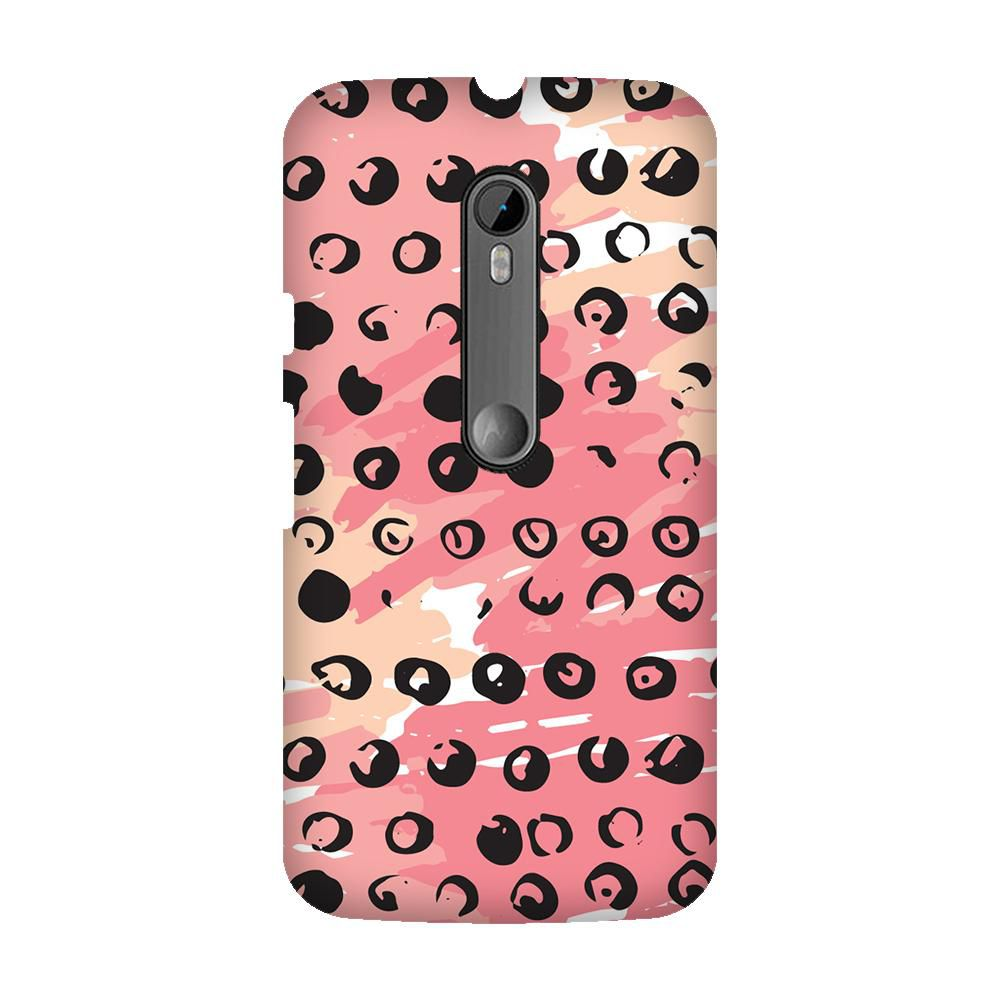 Moto G3 Printed Cover By Armourshield