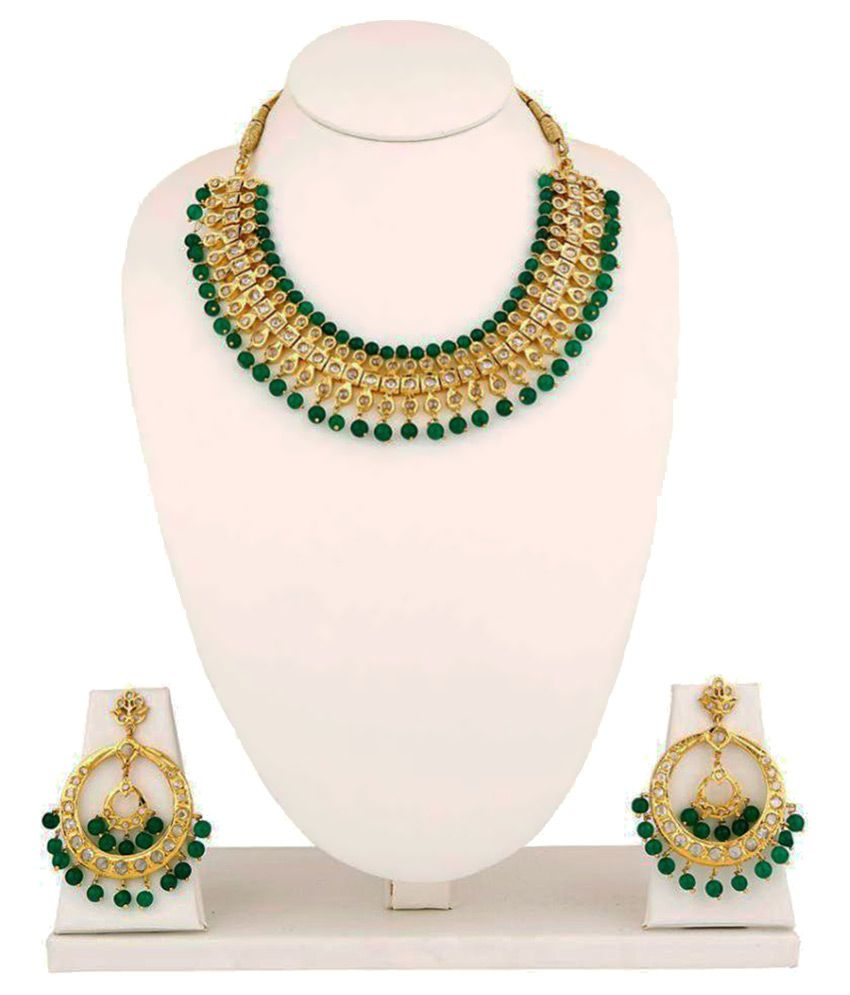 Paribazaar Multicolour Necklaces Set