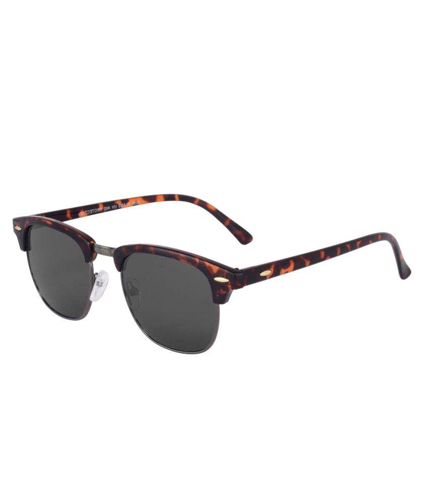 Black Silver Kartz Sunglasses Clubmaster tsrhQCd