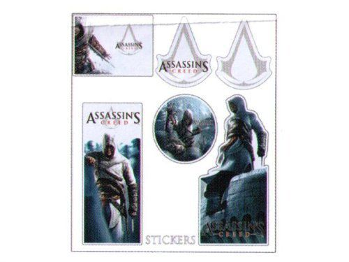 Assassins Creed - Sticker Set: Buy Online at Best Price in ...