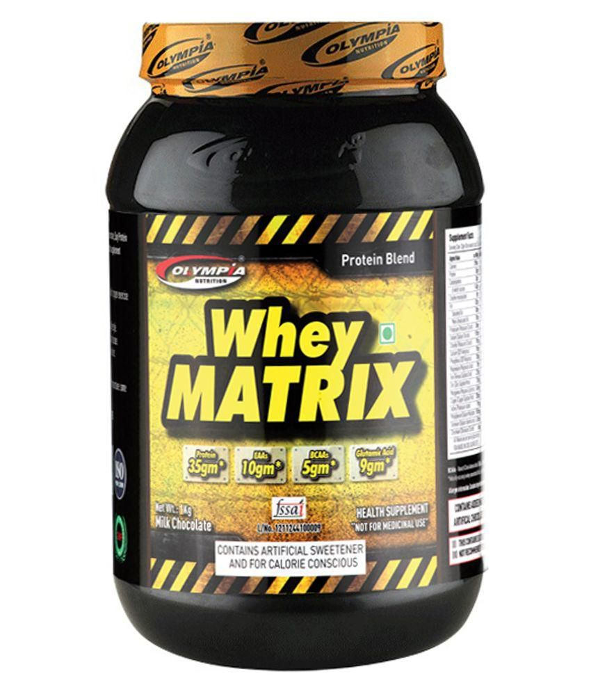 Olympia Nutrition Whey Protein