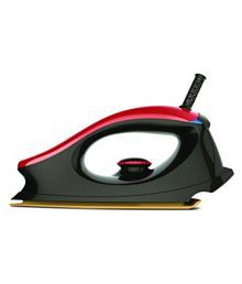 Bajaj Majesty One Dry Iron Black