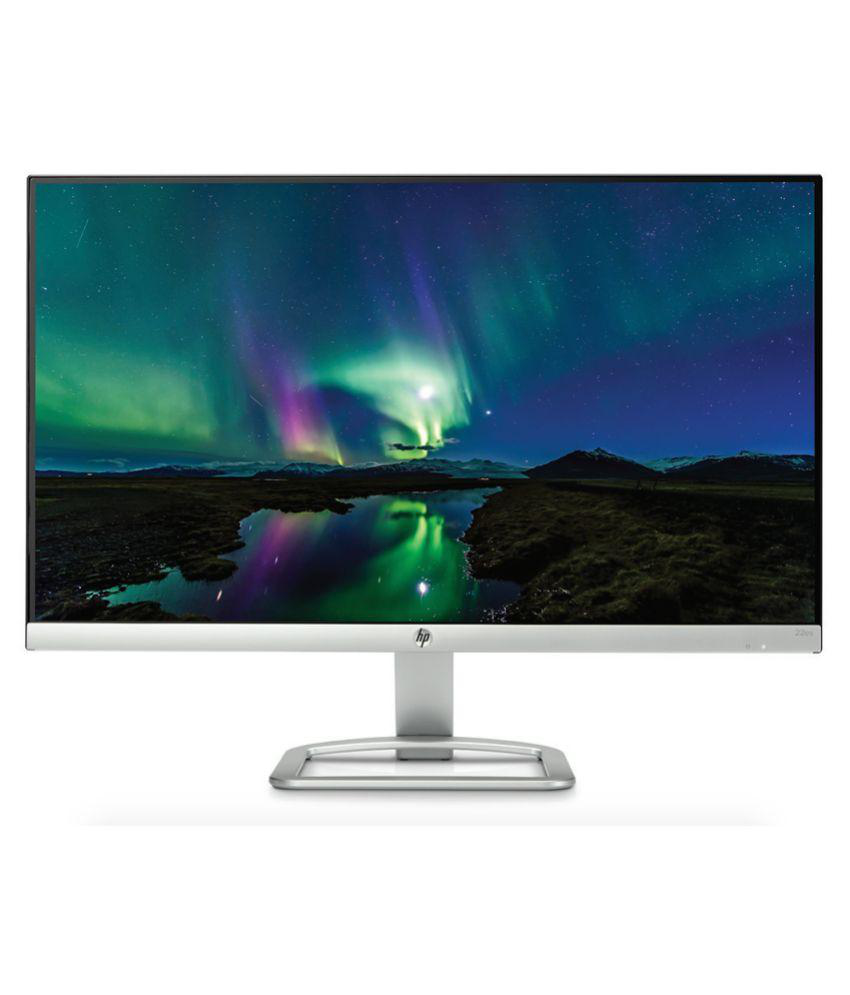 HP 22es Display 54.6 cm (21.5) IPS LED Slim Backlit Monitor