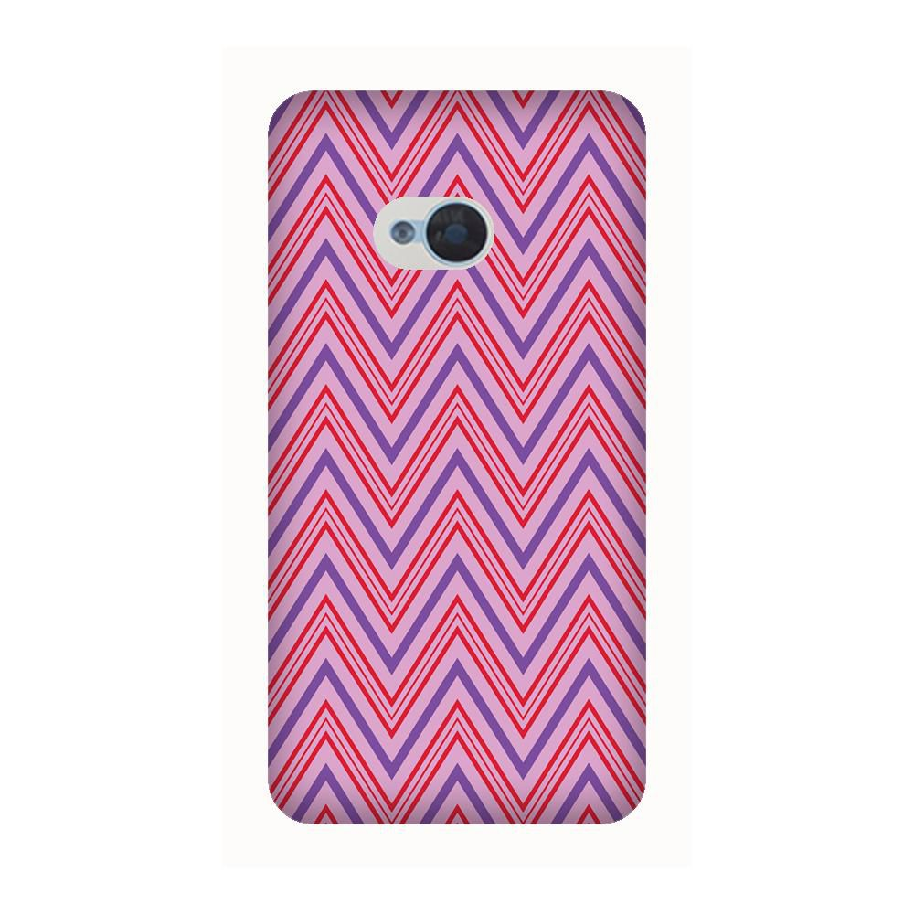 HTC One M7 Printed Cover By Armourshield