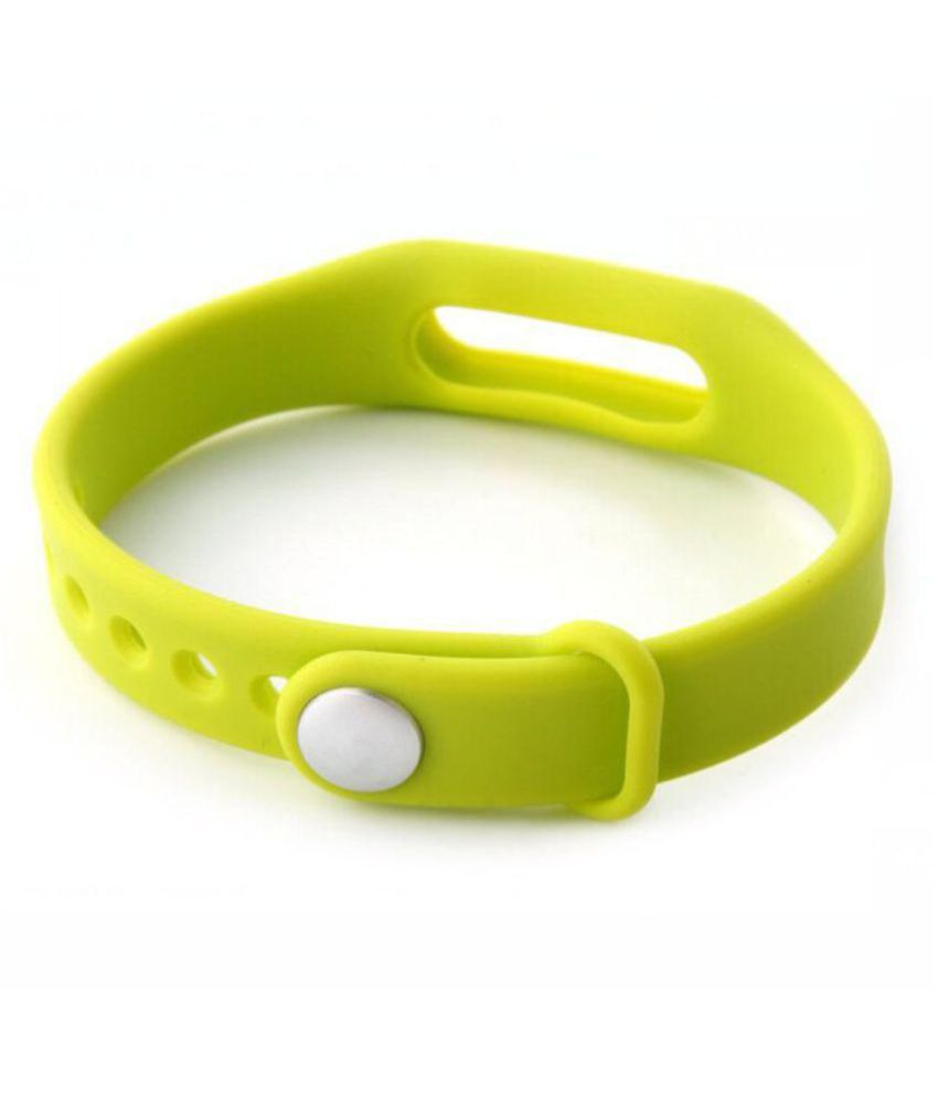 MI Green Fitness Bands