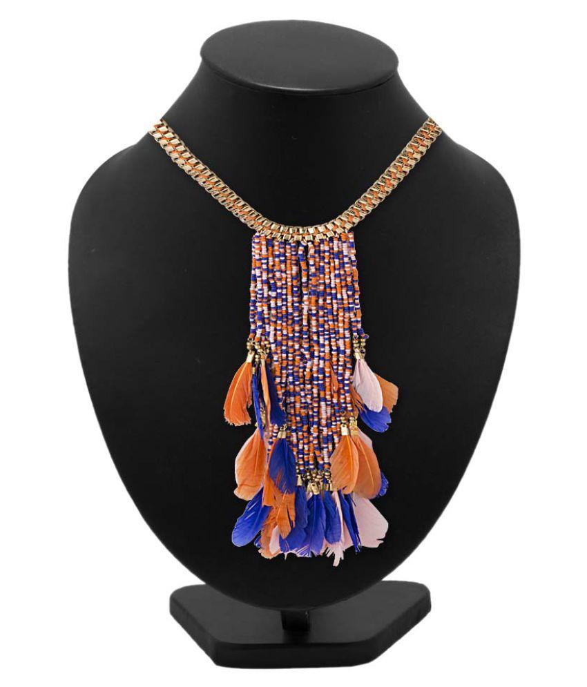 Voylla Multicolour Necklace
