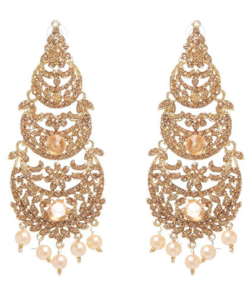GoldNera Hanging Earrings