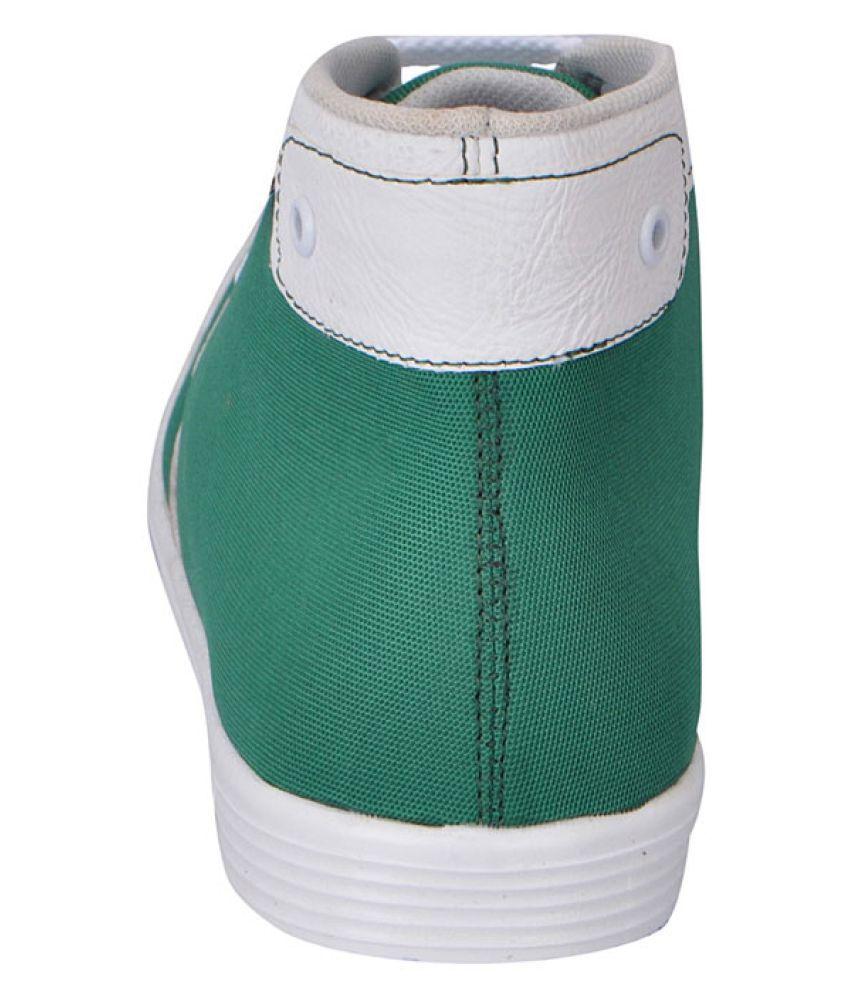 FAUSTO Sneakers Green Casual Shoes 2014 unisex for sale 8mzQqDtx
