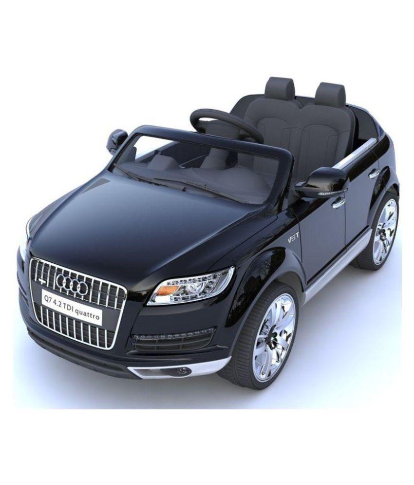 Ehomekart Black Audi Toy Car Buy Ehomekart Black Audi Toy Car