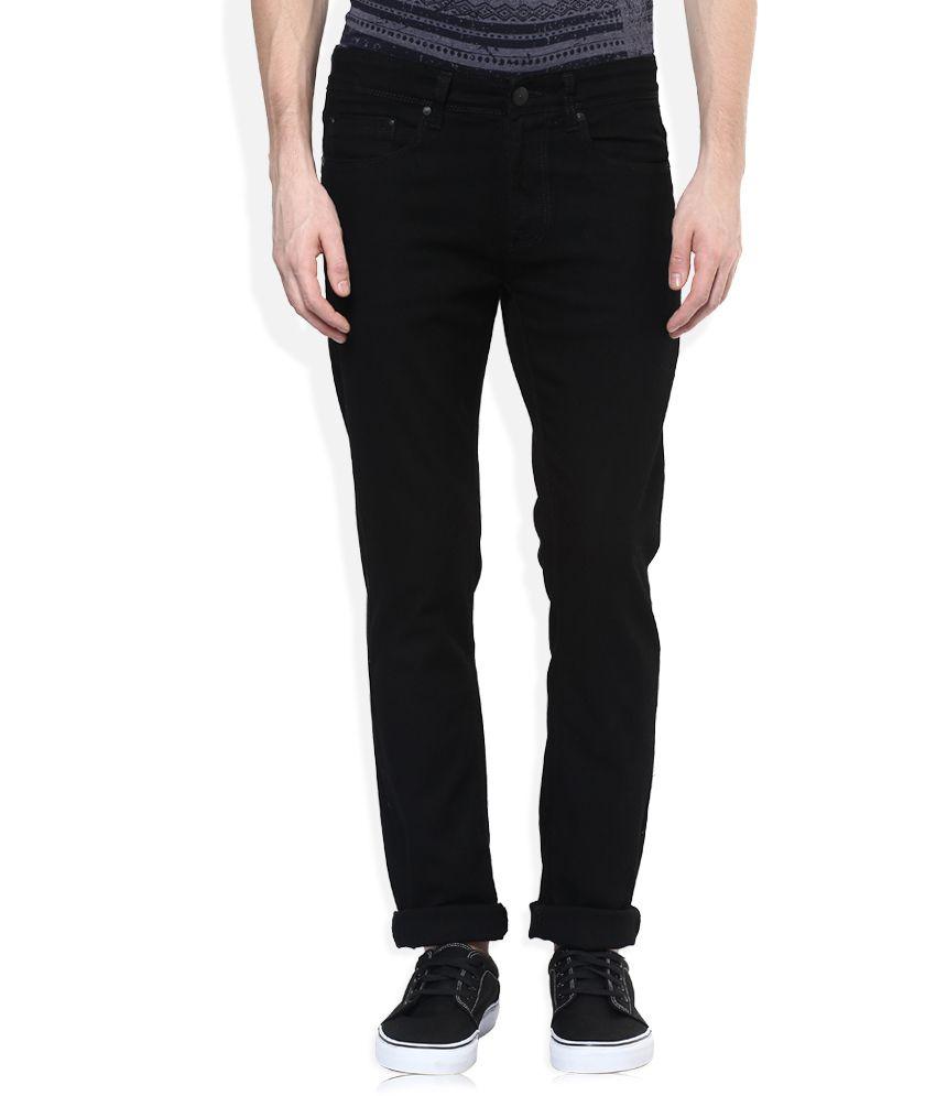 Killer Black Skinny Fit Jeans