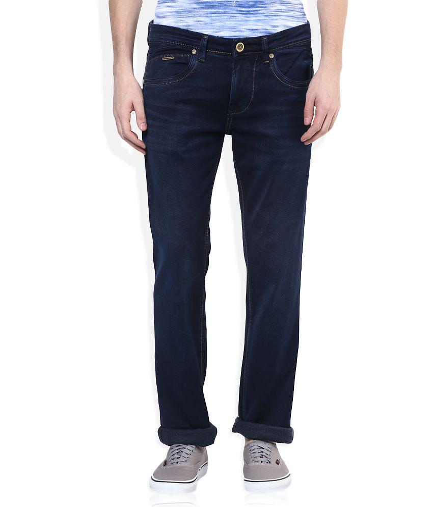 Killer Blue Slim Fit Jeans