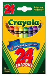 Crayola Washable Watercolors Case of 12 16 Count