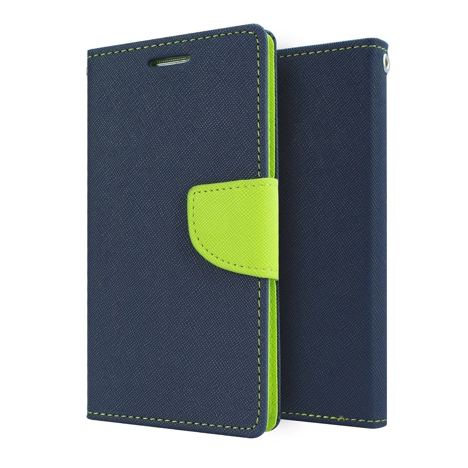 low priced 826ab 47520 Oppo Neo 5 Flip Cover by feomy - Blue