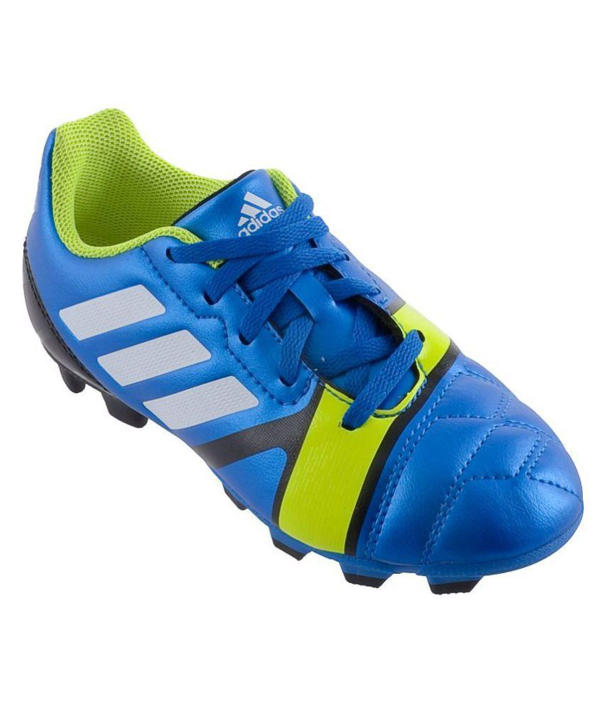 adidas blue football shoes available at snapdeal for rs 1435