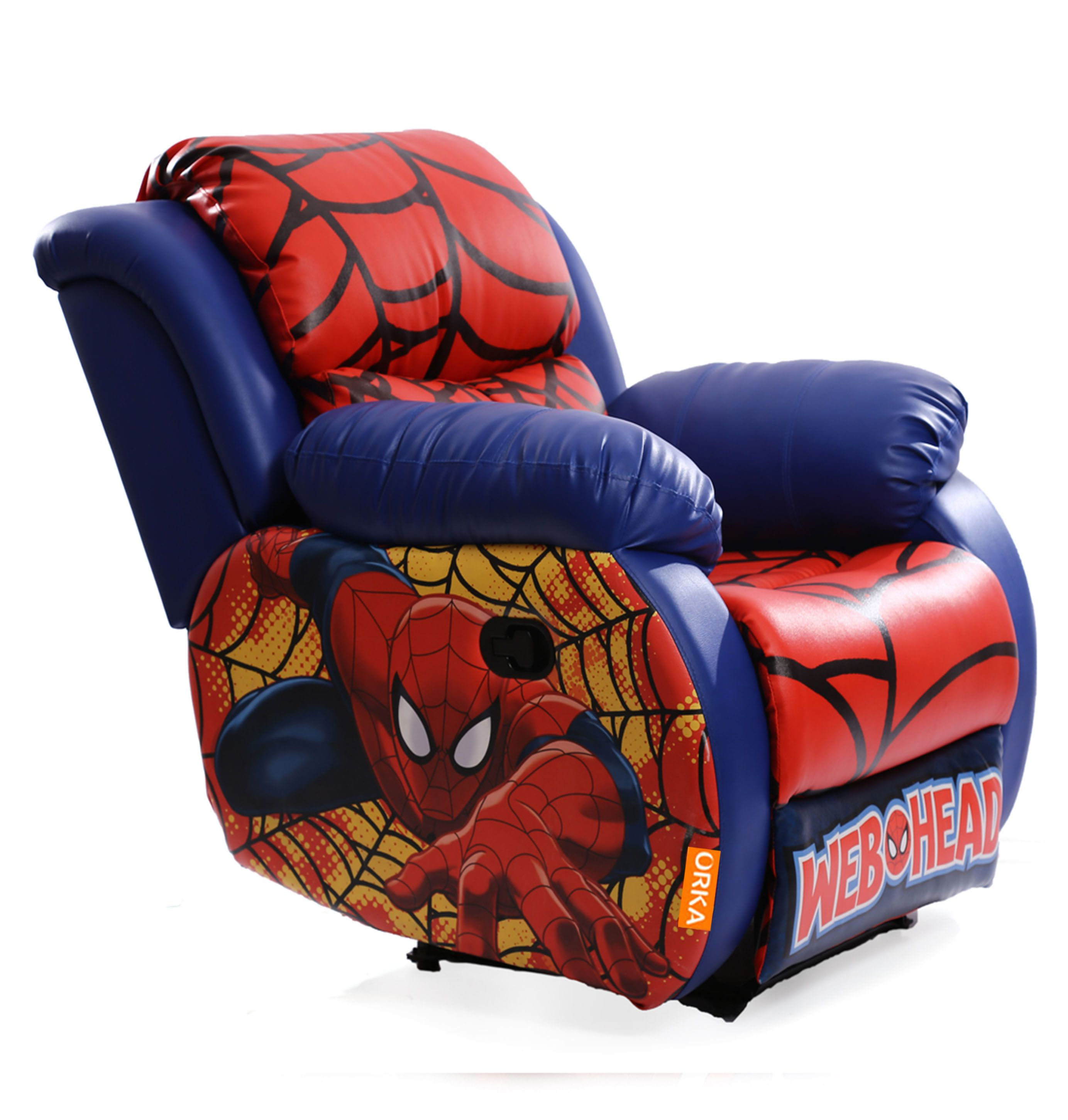 Orka Marvel Spider Man Recliner Buy Orka Marvel Spider Man