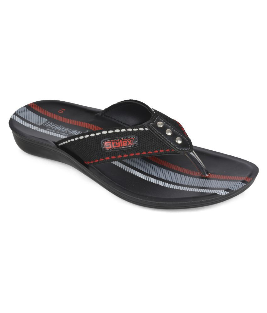 Stylex Multi Color Slippers
