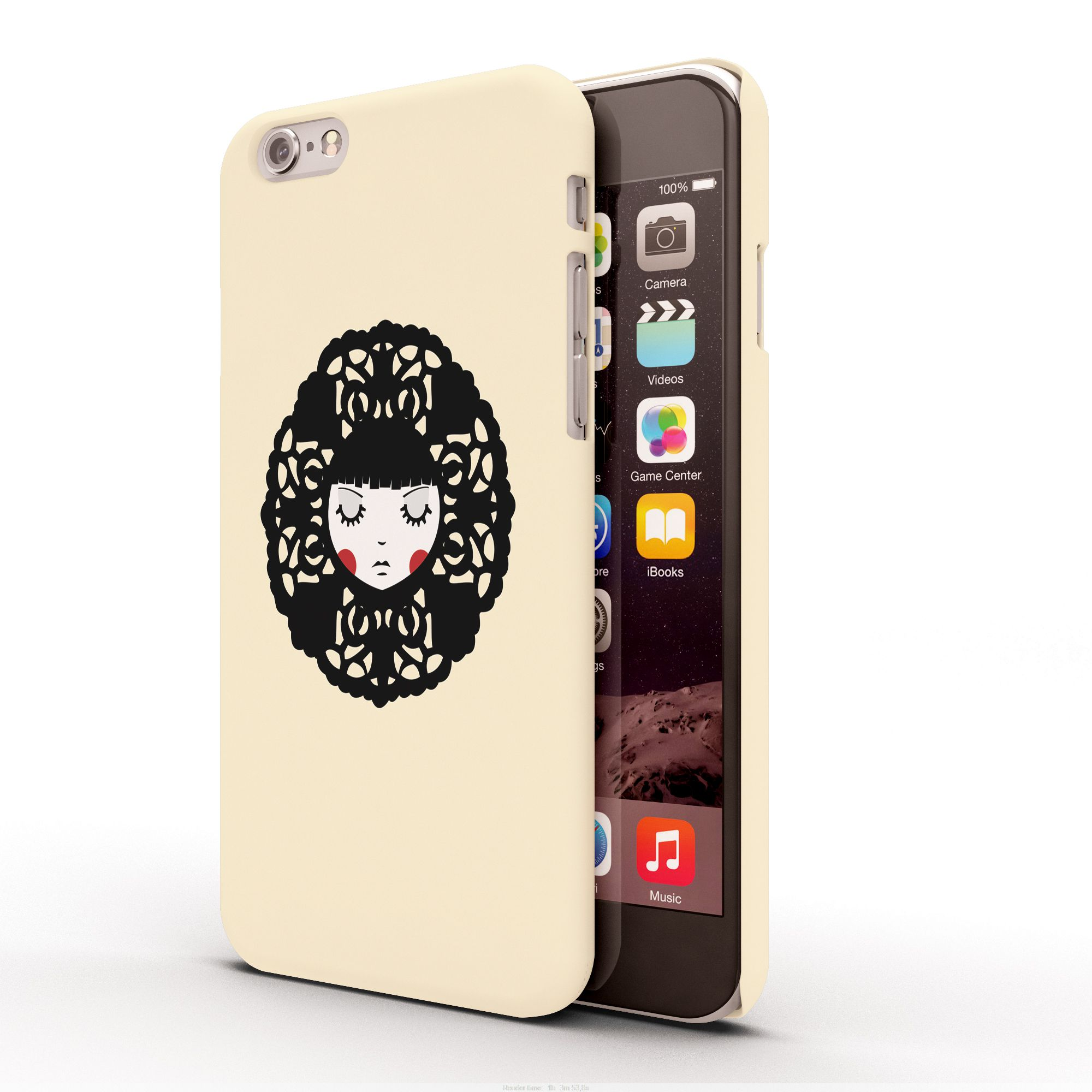 Apple iPhone 6 Printed Cover By Koveru