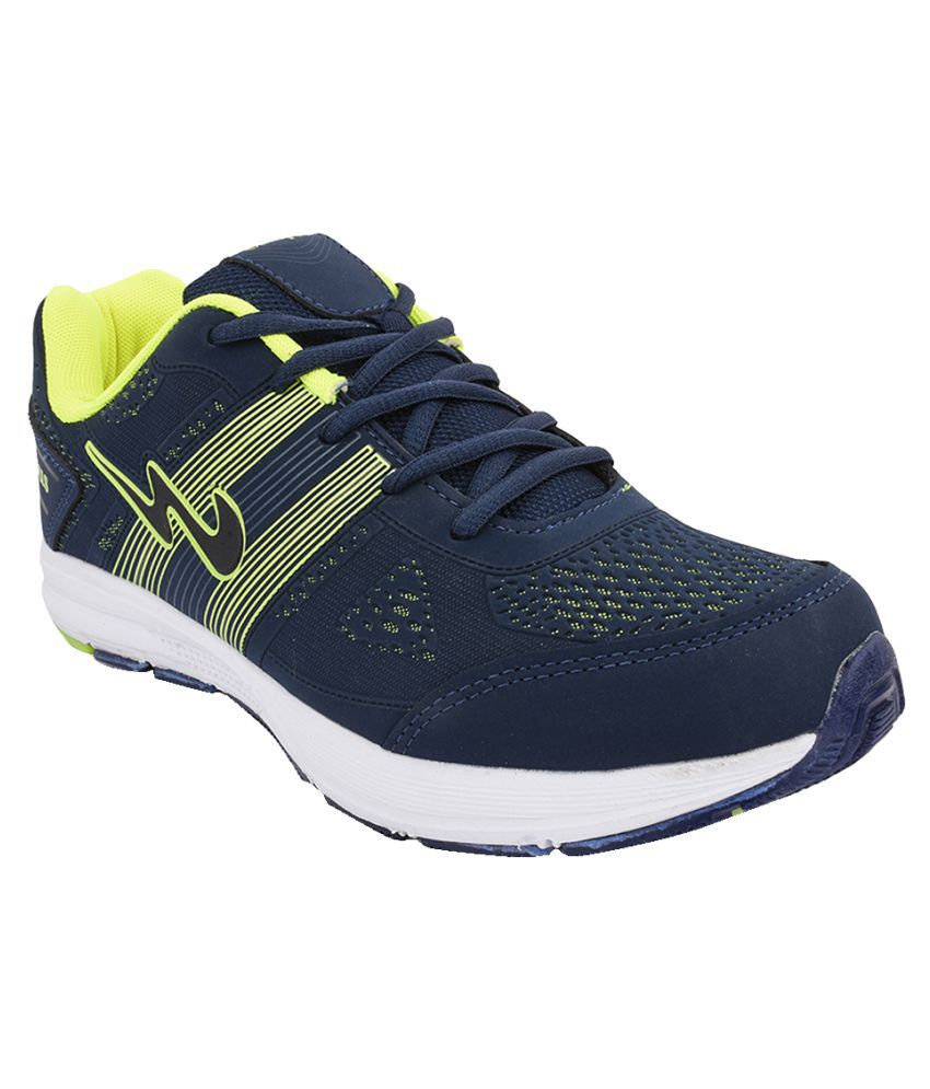 Campus 3G-8221 Navy Running Shoes