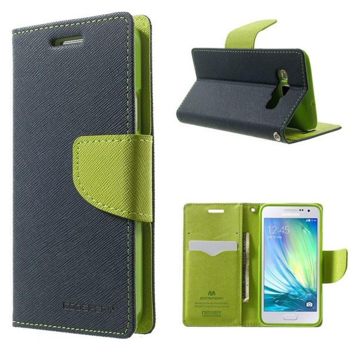 newest 26976 2e60a HTC Desire 816 Flip Cover by Mercury - Blue