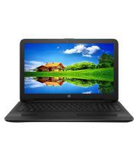 HP 15-be004tu Notebook (5th Generation Intel Core i3- 4GB RAM- 500GB HDD- 39.62 cm (15.6)- DOS) (Black)