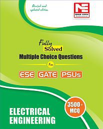 3500 MCQs : Electrical Engineering- Practice Book for ESE, GATE & PSUs